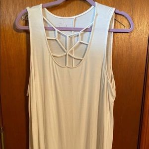 Maurices Strappy SS Top